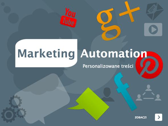 marketing automation personalizacja treści wstęp